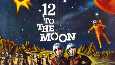 12 to the Moon Trailer
