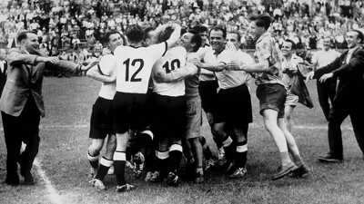 1954 FIFA World Cup Official Film: German Giants Trailer