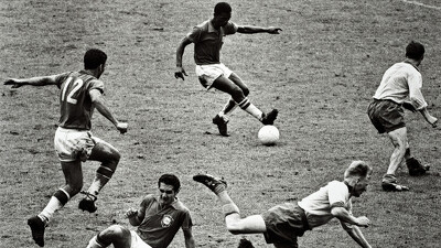 1958 FIFA World Cup Official Film: Hinein! Trailer