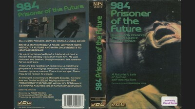 984: Prisoner of the Future Trailer