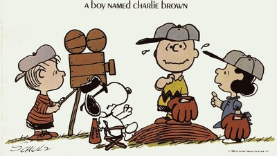 A Boy Named Charlie Brown Trailer