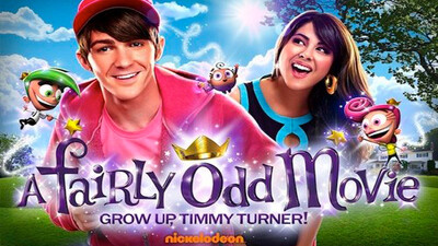 A Fairly Odd Movie: Grow Up, Timmy Turner! Trailer