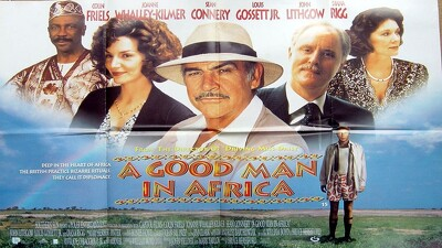 A Good Man in Africa Trailer