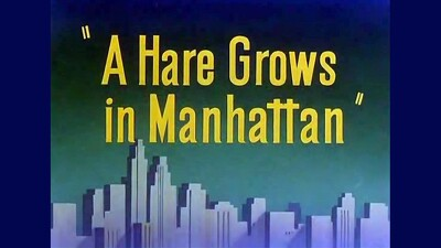 A Hare Grows in Manhattan Trailer