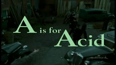 A Is For Acid Trailer