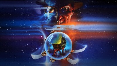 A Nightmare on Elm Street 5: The Dream Child Trailer