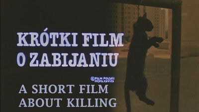 A Short Film About Killing Trailer