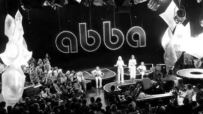 ABBA in Studio 2 Trailer