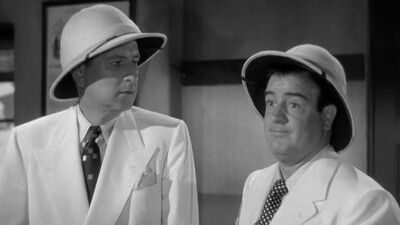 Abbott and Costello in the Foreign Legion Trailer