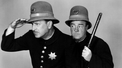 Abbott and Costello Meet the Keystone Kops Trailer