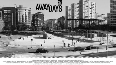 Adidas - Away Days Trailer