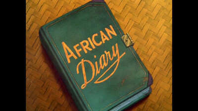 African Diary Trailer