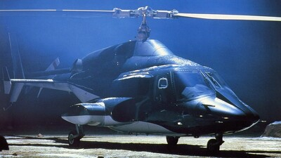 Airwolf: The Movie Trailer