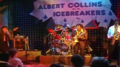 Albert Collins and the Icebreakers - Live Montreal 1983 Trailer