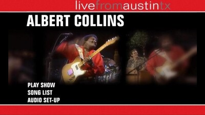 Albert Collins: Austin City Limits Trailer