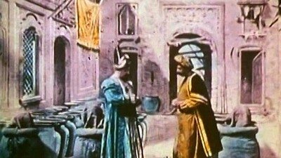 Ali Baba and the Forty Thieves Trailer