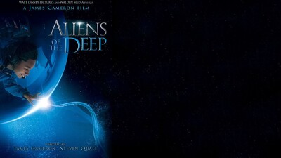Aliens of the Deep Trailer