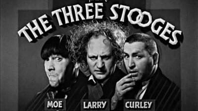 All the World's a Stooge Trailer