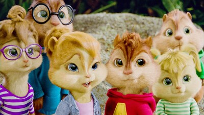 Alvin and the Chipmunks: Chipwrecked Trailer