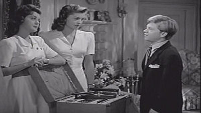 Andy Hardy's Double Life Trailer
