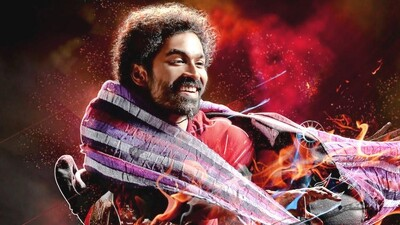 Anegan Trailer