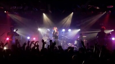 Anna Tsuchiya: 1st Live Tour Blood of Roses Trailer