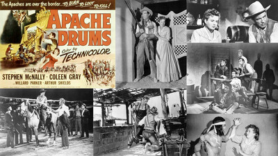 Apache Drums Trailer
