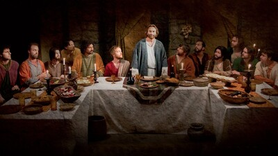 Apostle Peter and the Last Supper Trailer