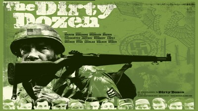 Armed and Deadly: The Making of 'The Dirty Dozen' Trailer