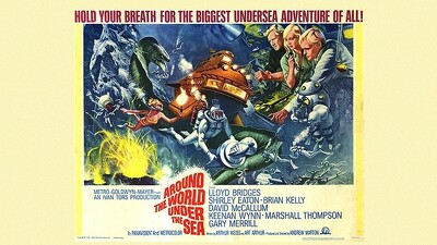 Around the World Under the Sea Trailer