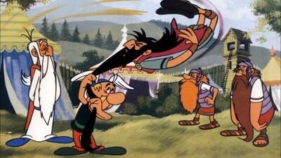 Asterix the Gaul Trailer