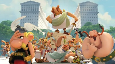 Asterix: The Mansions of the Gods Trailer