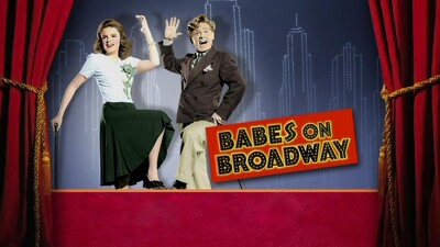 Babes on Broadway Trailer