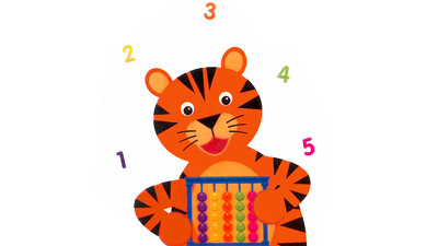 Baby Einstein: Numbers Nursery Trailer