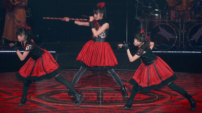 Babymetal - Live at Budokan: Red Night & Black Night Apocalypse Trailer