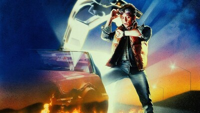 Back to the Future Trailer