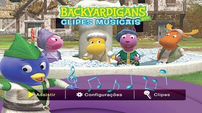 Backyardigans: Clipes Musicais 2 Trailer