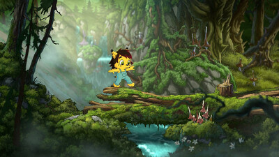 Bamse and the Witch's Daughter Trailer