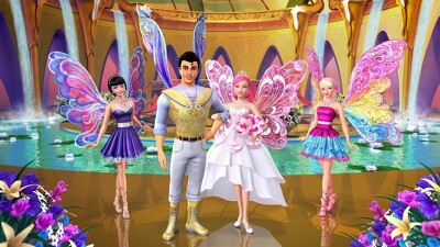 Barbie: A Fairy Secret Trailer