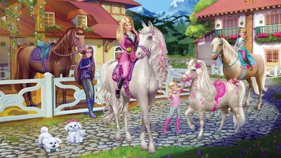 Barbie & Her Sisters in A Pony Tale Trailer