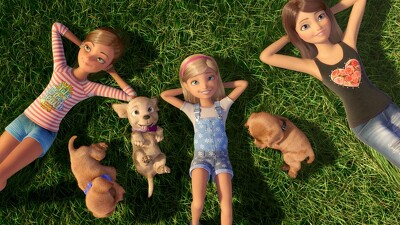 Barbie & Her Sisters in the Great Puppy Adventure Trailer