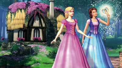 Barbie and the Diamond Castle Trailer