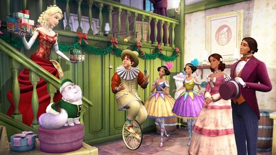 Barbie in 'A Christmas Carol' Trailer