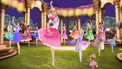 Barbie in the 12 Dancing Princesses Trailer