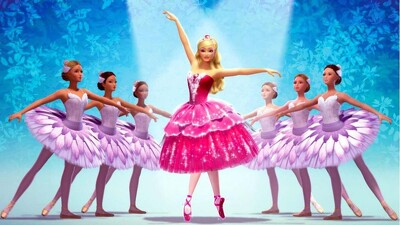 Barbie in the Pink Shoes Trailer