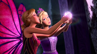 Barbie: Mariposa and The Fairy Princess Trailer