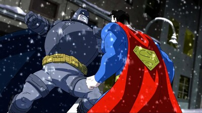 Batman: The Dark Knight Returns, Part 2 Trailer