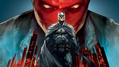 Batman: Under the Red Hood Trailer