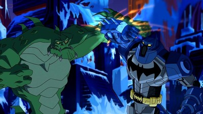 Batman Unlimited: Mech vs. Mutants Trailer