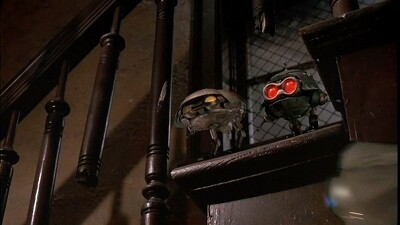 Batteries not Included Trailer